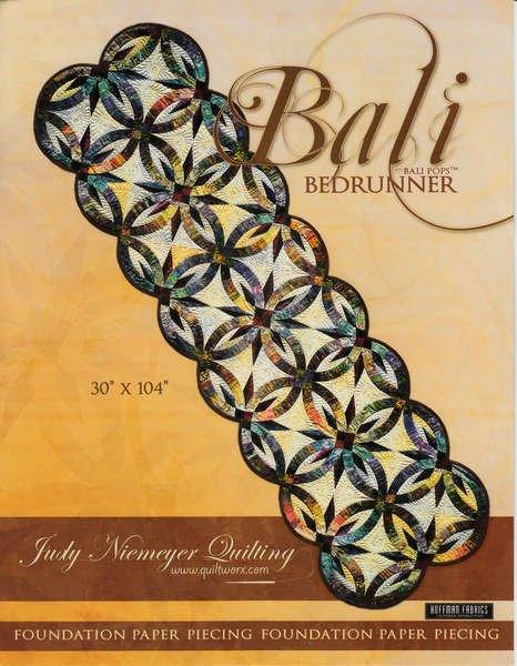 Bali Bed Runner Pattern - JNQ85P