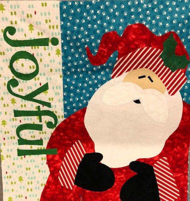 *Imagine- Art to Heart  - Joyful Mini Quilt Kit - ATHJOY-01