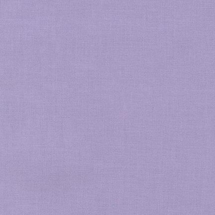 *Lilac Kona Solid - K001-1191