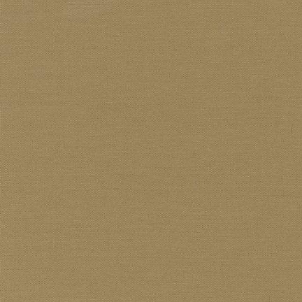 *Biscuit Kona Solid - K001-1473