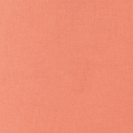 *Salmon Kona Solid - K001-1483