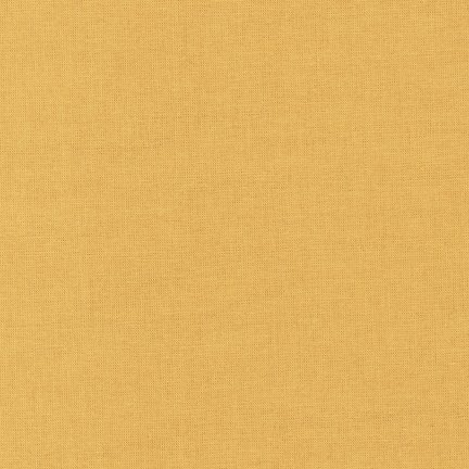 *Butterscotch Kona Solid - K001-349