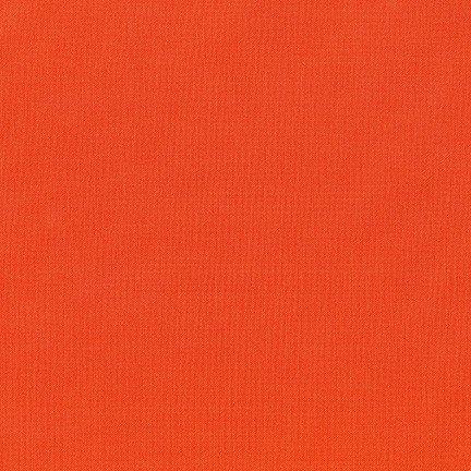 *Tiger Lily Kona Cotton Solid - K001-957