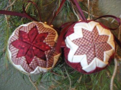 *The Heirloom Ball Ornament Pattern - KBK-110