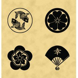 *Cream Symbols - MONS-01C