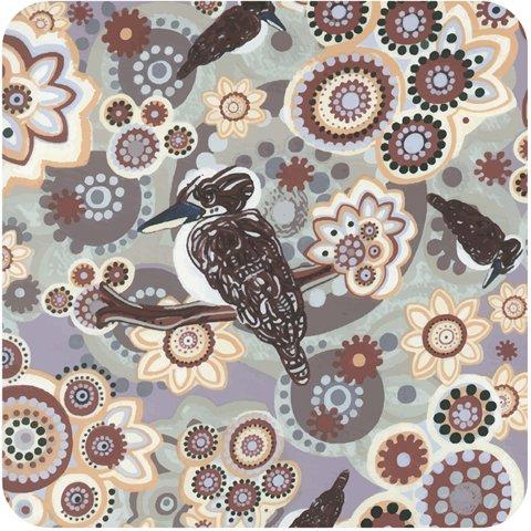 *Kookaburra Gray - KOOGY