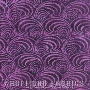 *Grape Swirls Batik - L2630-45