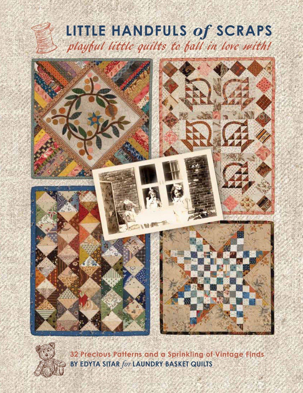 Little Handfuls of Scraps - LBQ-0630-B