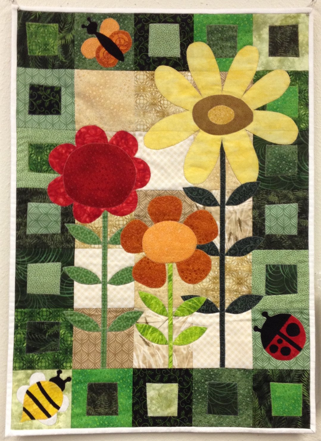 Calendar Quiltlet of the Month- May Fabric Kit - CALMYK-002