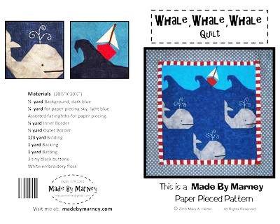 *Whale, Whale, Whale - MBM1