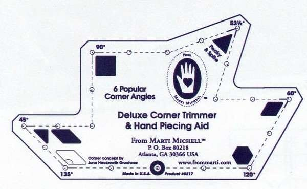 *Deluxe Corner Trimmer - MM8217