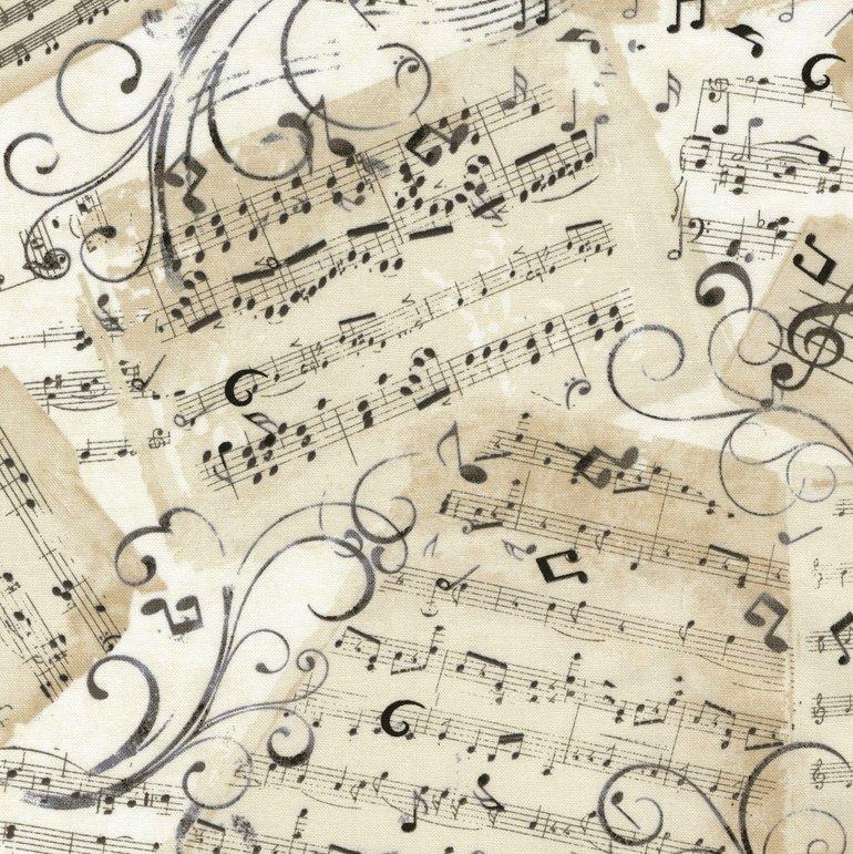 Natural Music Sheets - C4830