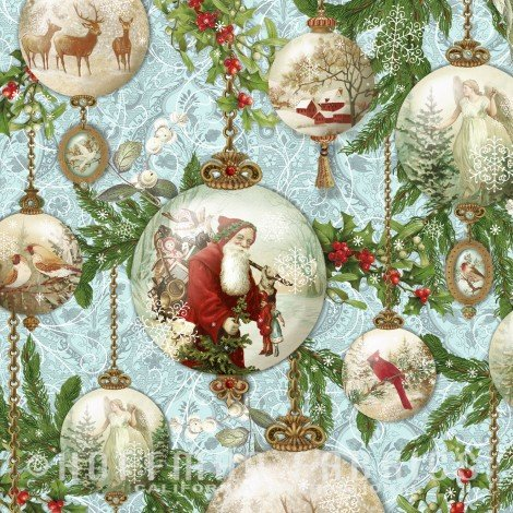 Enchanted Ornaments - N4264-119