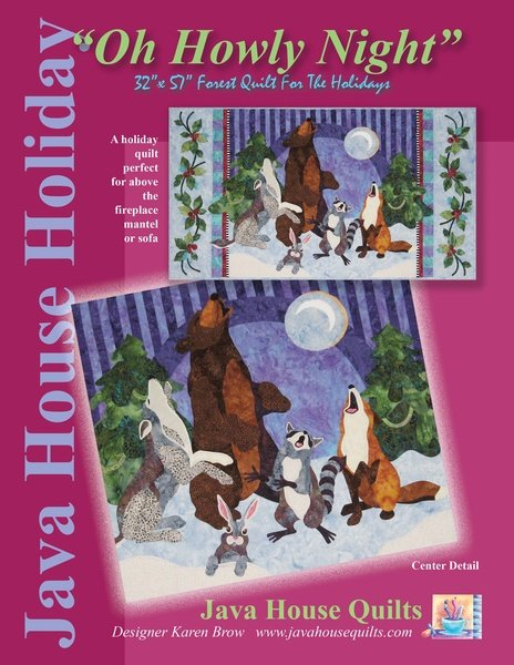 *Oh Howly Night Quilt Pattern