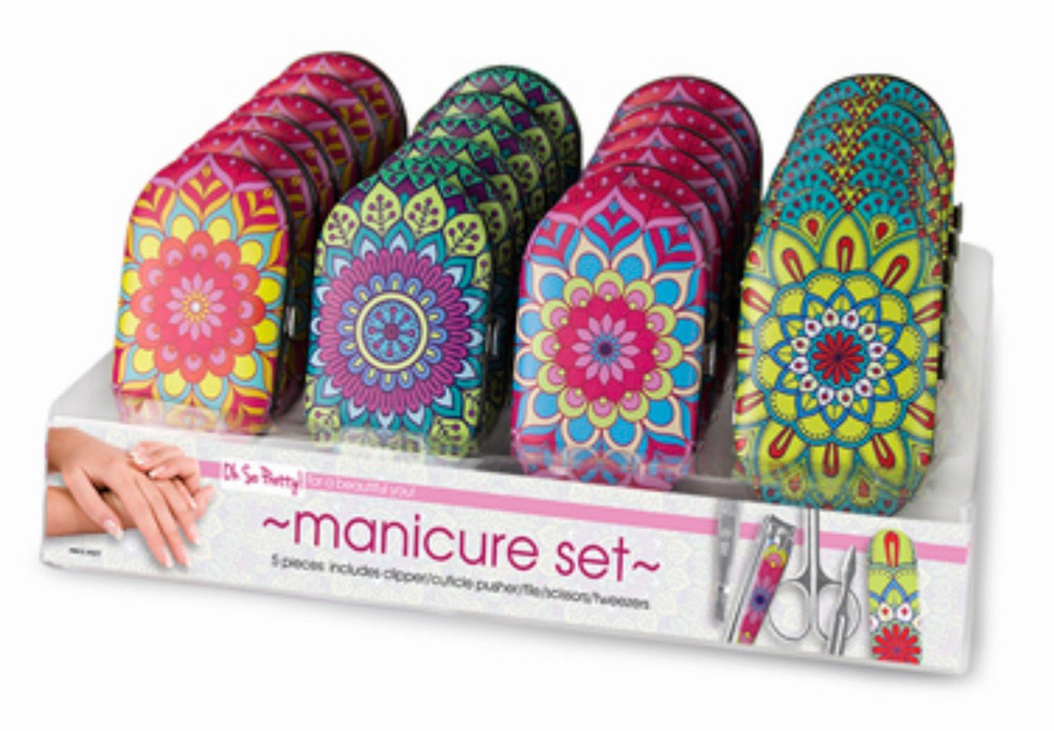 Oh So Pretty Manicure Set - OSPMANIAST