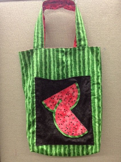 *Refreshing Watermelon Bag Pattern - CSP-001