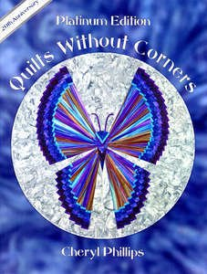 20th Anniversary Quilts Without Corners Platinum Edition - QWCPLAT01 - MAY BE RESTOCKED UPON REQUEST
