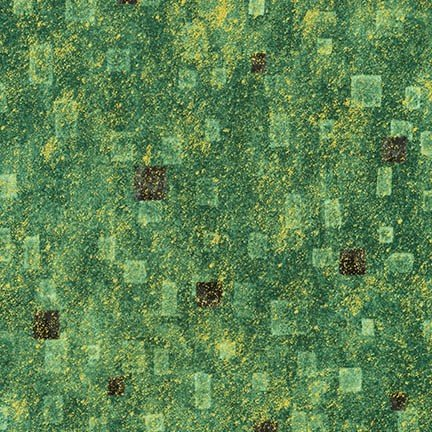 *Green Klimt Boxes - SRKM-17181-7