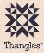 Thangles (2 Half-Square Triangle) - TH02