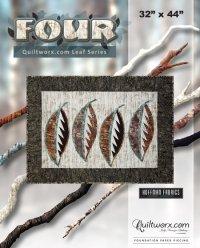 *Four Leaf Wall Hanging Pattern - JNQ157P-WS