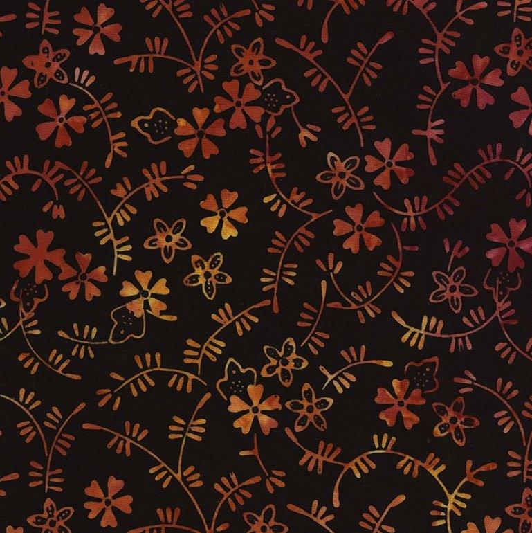 *Sunset Pixie Tonga Batik - B3176