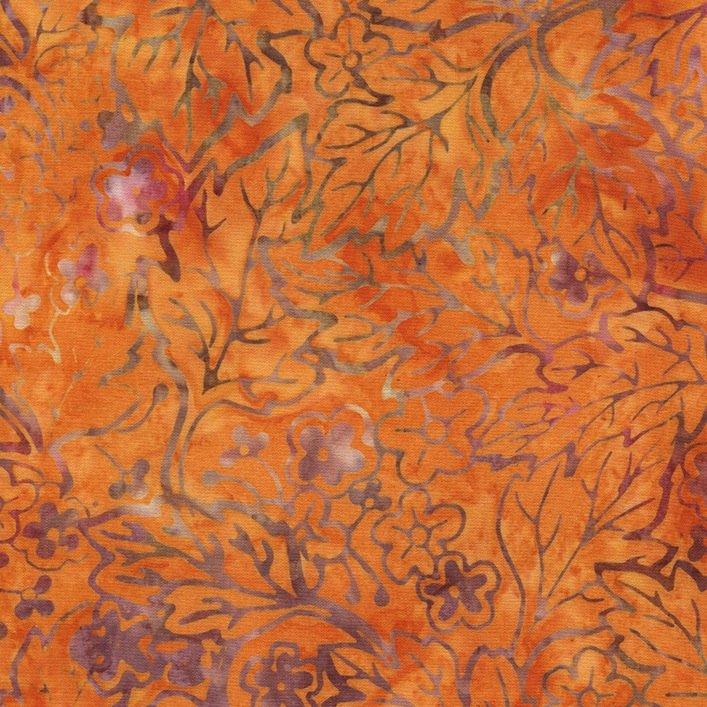 *Sunset Flora Tonga Batik - B3922S