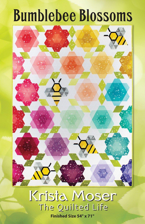 *Bumblebee Blossoms Pattern - TQL10017