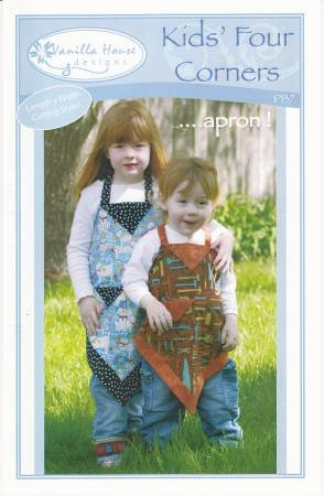 *Kids Four Corners Apron - VHD137