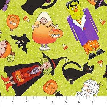 Happy Halloween 21189-74