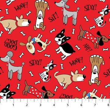 Doodle Dogs Toss 22966 24