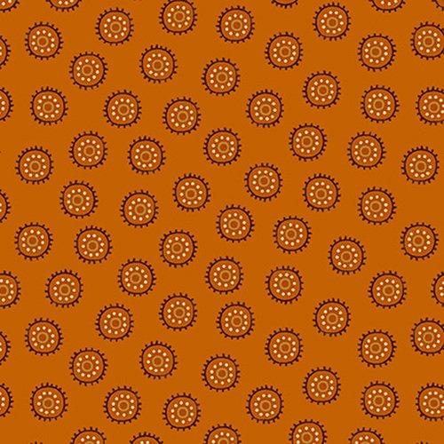 Autumn is Calling Q2520-35 Pumpkin