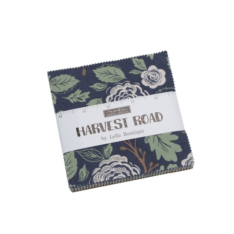 Harvest Road 42 pc Charm Pack