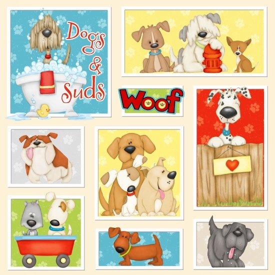 Dogs & Suds 6958-14