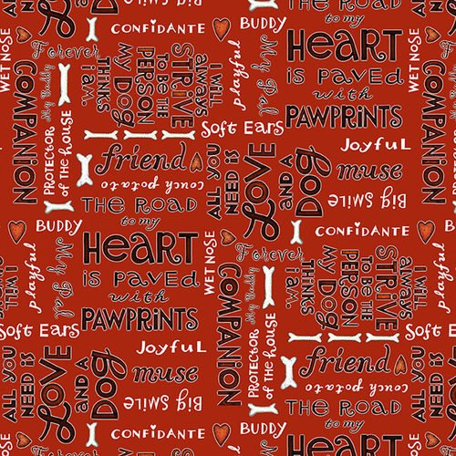 All You Need 9050-88 Red