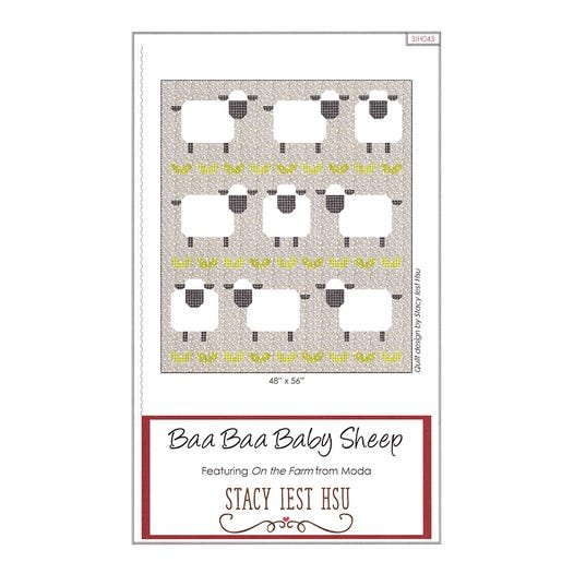 Baa Baa Baby Sheep kit 48x 56