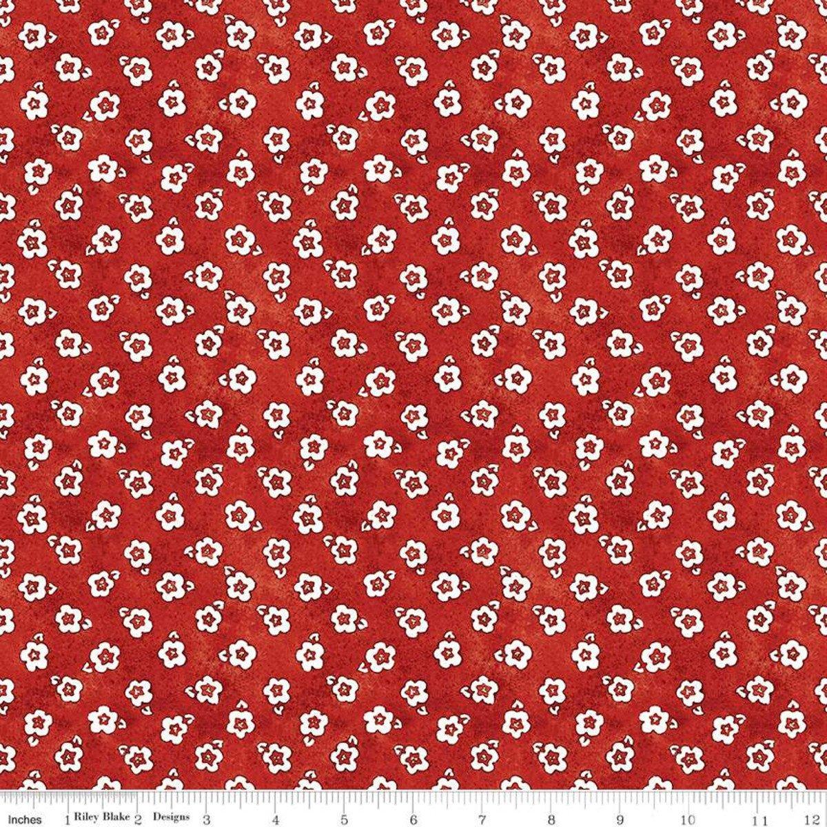Painter's Palette C8941 Red