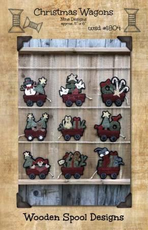 Christmas Wagons