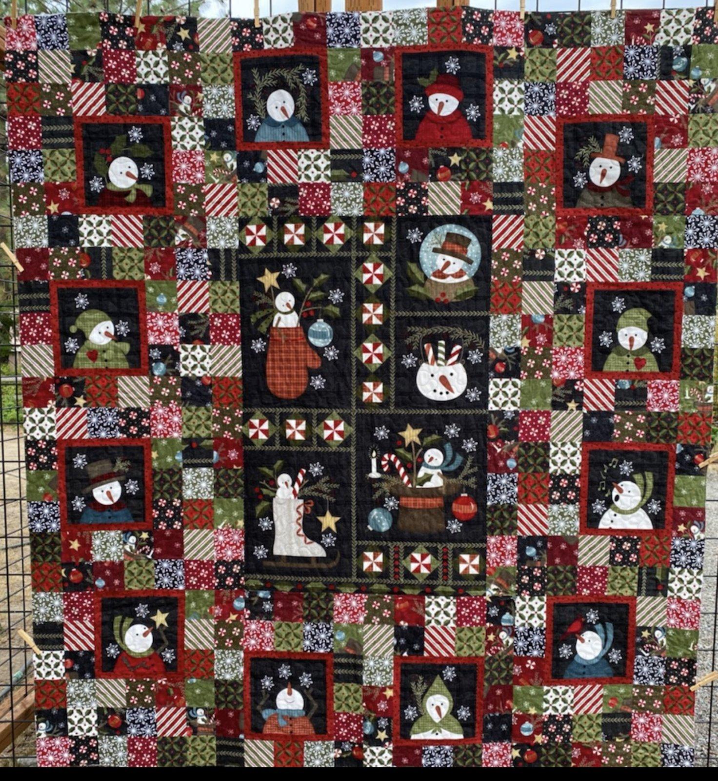 Snowdays  Kit 71 x 78