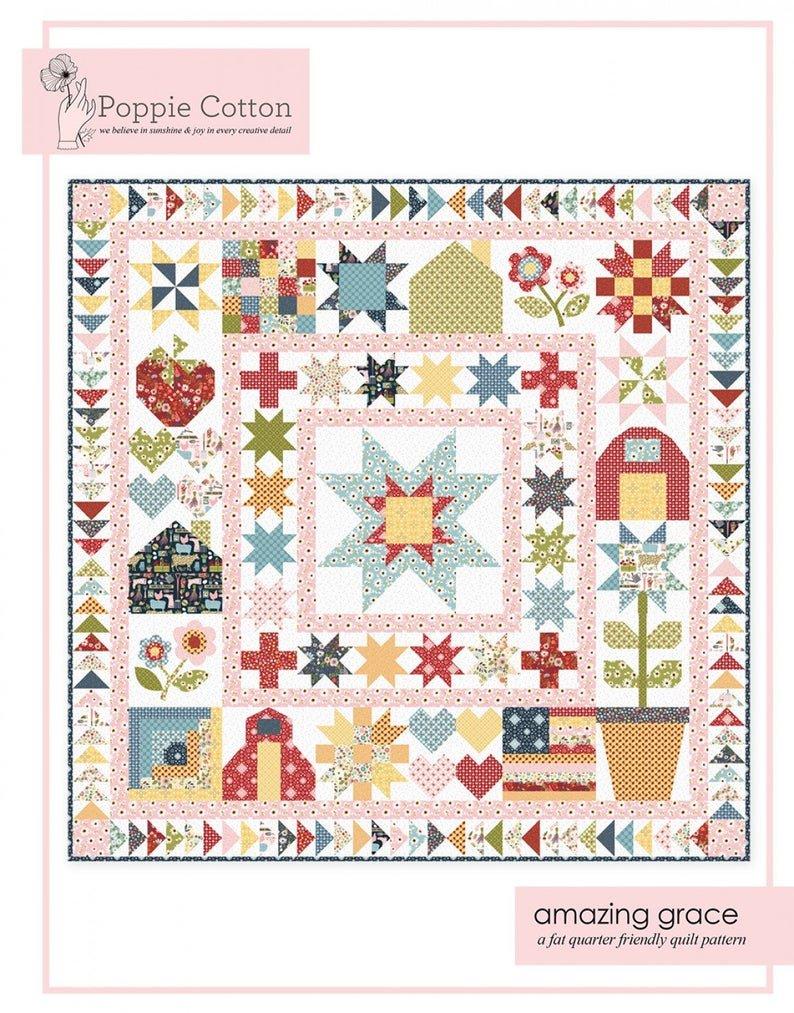 Amazing Grace Kit 68 square