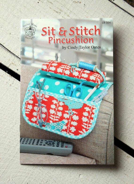Sit & Stitch Pincushion
