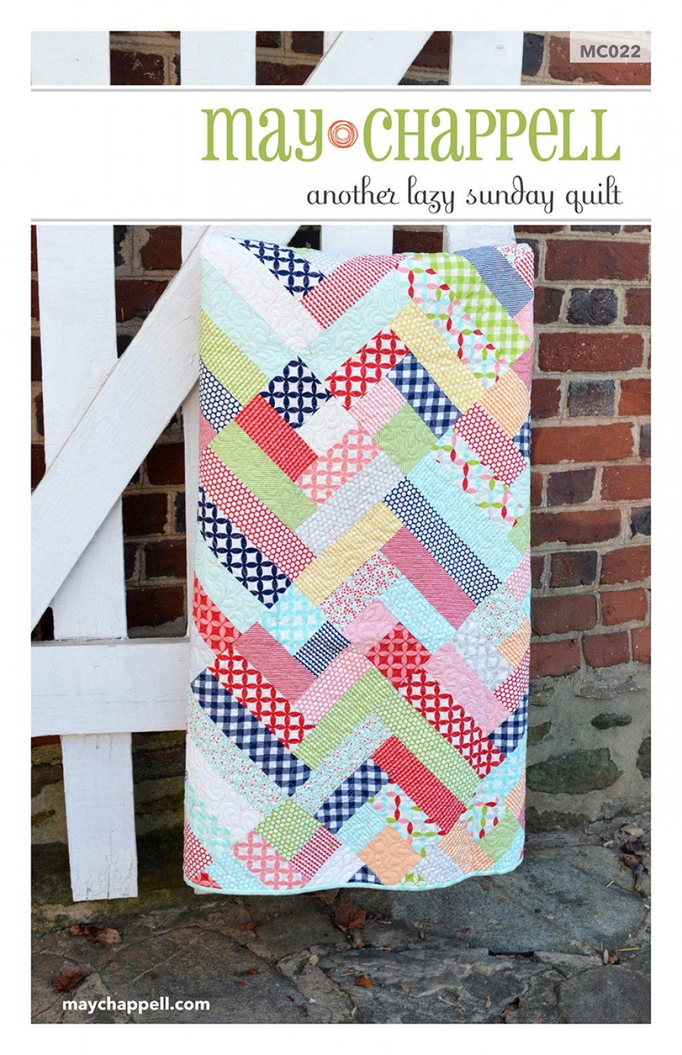 Another Lazy Sunday Quilt