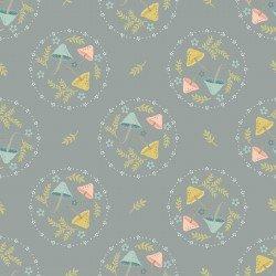 Woodland Songbirds 203011 Gray