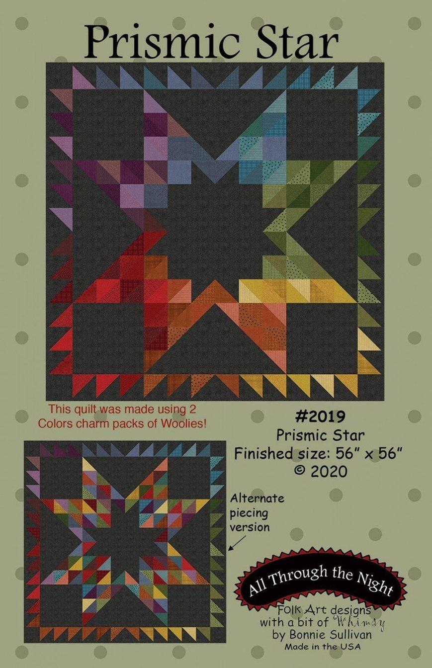Prismic Star Kit - Flannel 56x56