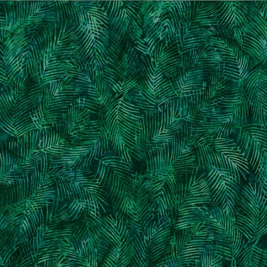 Hoffman Batik - 2255-189 Christmas Green