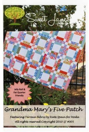 Grandma Mary's Five Patch