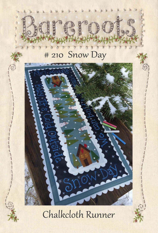 Snow Day Runner