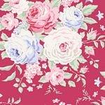 Old Rose TIL100202 Raspberry