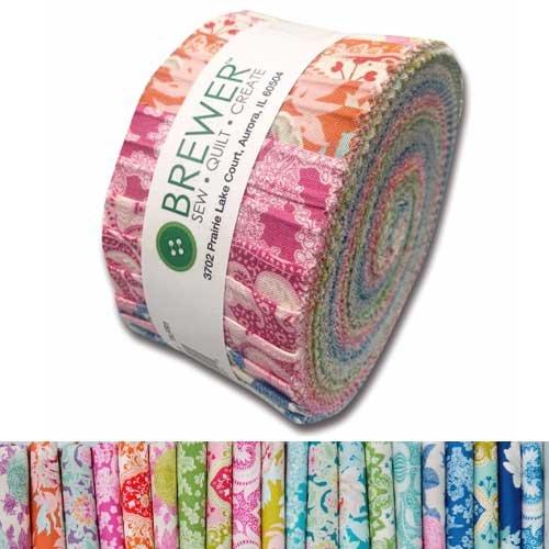 Sunkiss fabric roll - 40 pcs