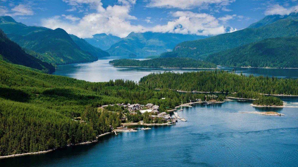 Pacific Northwest Canada