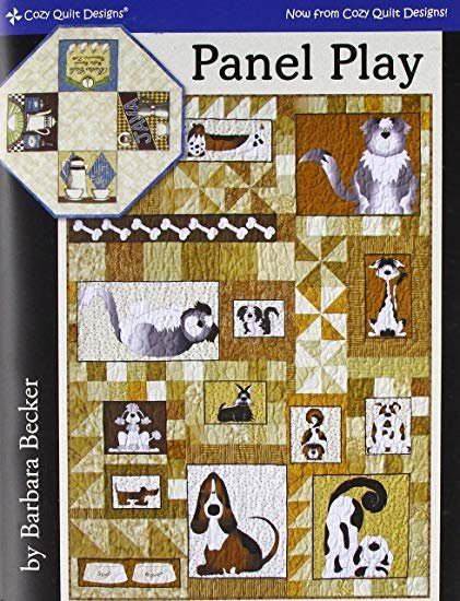 Panel Play Pattern Book